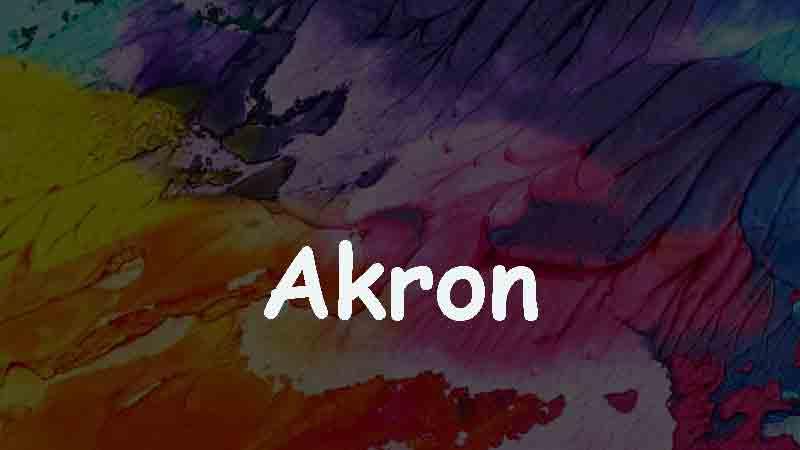 Art Classes in Akron