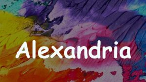 Art Classes in Alexandria